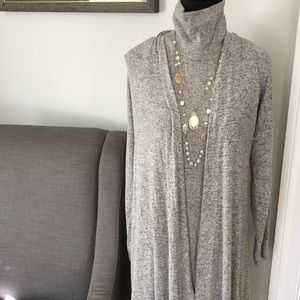WHBM tunic and duster set